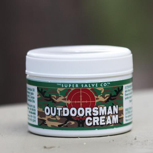 Outdoorsman Cream by Super Salve Co.