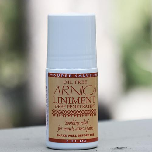 Arnica Deep Penetrating Liniment by Super Salve Co.