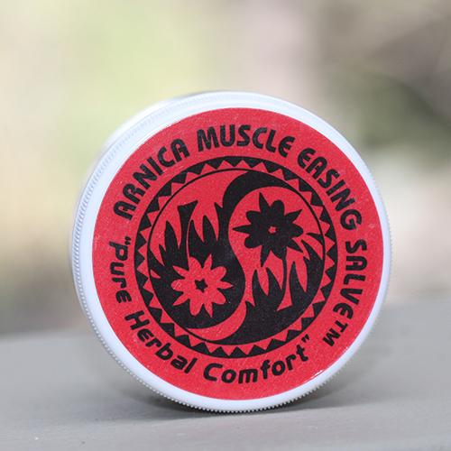 Arnica Muscle Easing Salve by Super Salve Co.