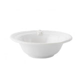 Acanthus Whitewash Cereal/ Ice Cream Bowl by Juliska