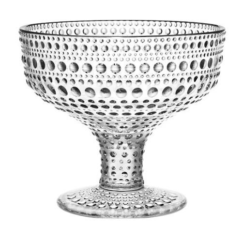 Kastehelmi Footed Bowl  by Oiva Toikka for Iittala