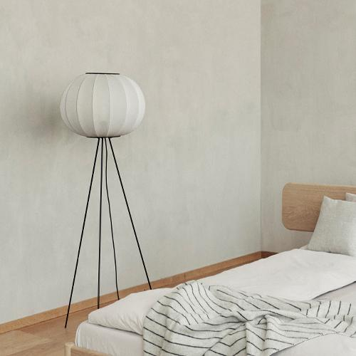 "Knit-Wit 60 Pendant Floor Lamp, 68.8"" by ISKOS-BERLIN for Made by Hand"