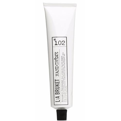No. 102 Bergamot/Patchouli Hand Cream by L:A Bruket