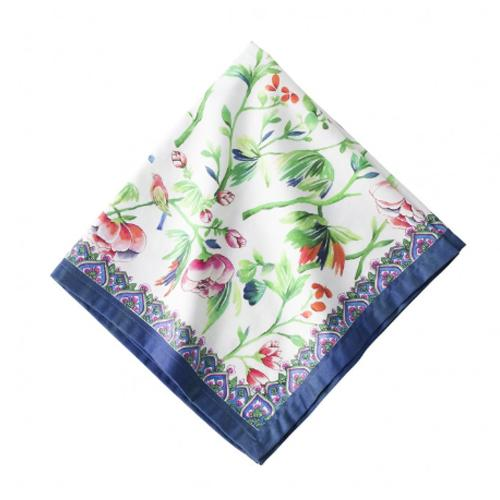 Lalana Floral Multi Napkin, Set of 4 by Juliska