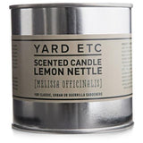 Lemon Nettle Scented Candle by YARD ETC