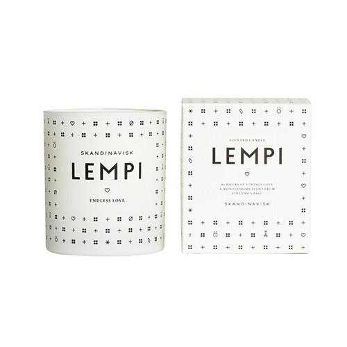 Lempi 'Love' Candle by Skandinavisk