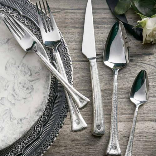 Elena 5-Pc Flatware Place Setting by Arte Italica