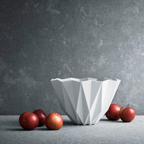 Supernova Bowl by Rebecca Uth for Georg Jensen