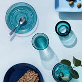 Kastehelmi Bread and Butter Plate by Oiva Toikka for Iittala