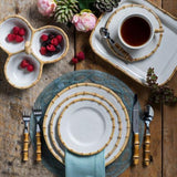 Classic Bamboo Dinner Plate by Juliska
