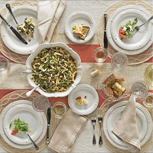 Berry and Thread Bright Satin 5 Piece Place Setting by Juliska