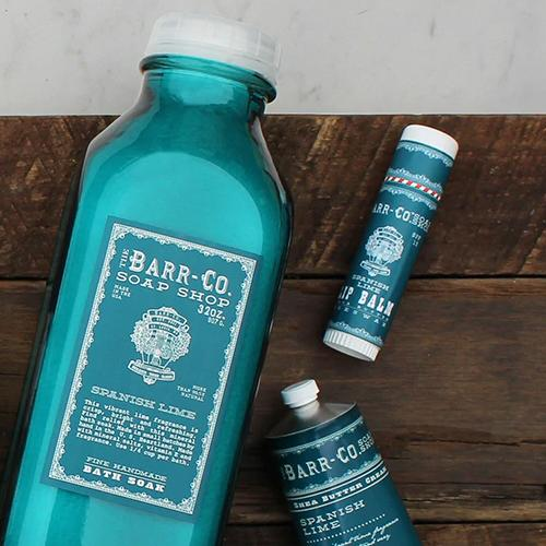 Barr-Co. Soap Shop Spanish Lime Bath Soak