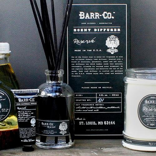 Barr-Co. Reserve Mini Hand Lotion