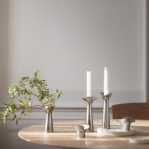Bloom Botanica Collection  by Helle Damkjær for Georg Jensen