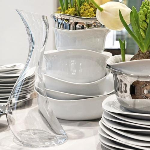 Cobra Plates by Constantin Wortmann for Georg Jensen
