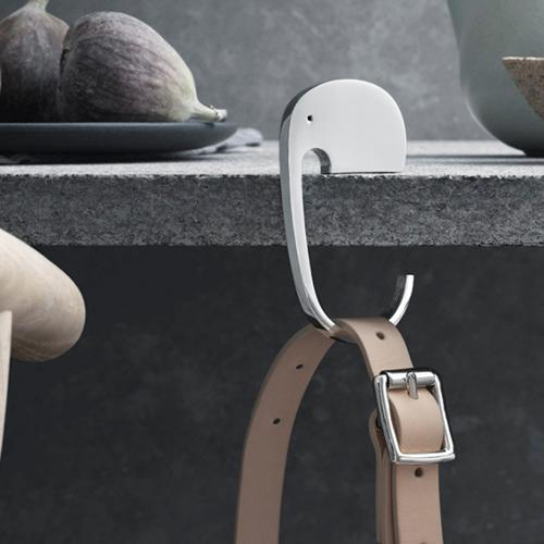 Elephant Bag Hanger by Jorgen Moller for Georg Jensen