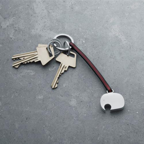 Elephant Keyring by Jorgen Moller for Georg Jensen