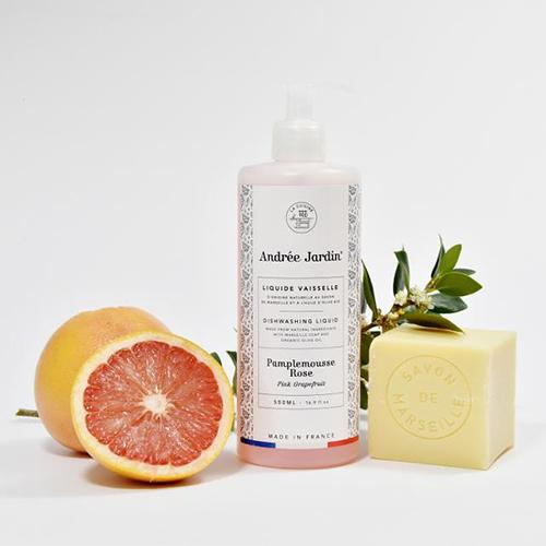 Marseille Soap Dishwashing Liquid by Andree Jardin