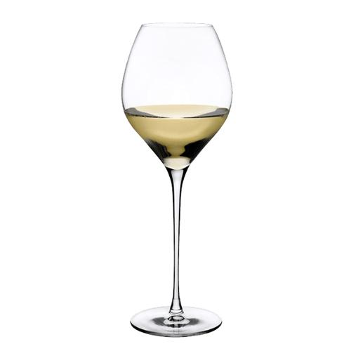 Fantasy Long Stem White Wine Glass, Set of 2 by Nude
