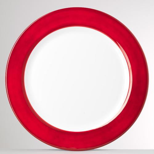 Corallo Charger Plate by Marioluca Giusti