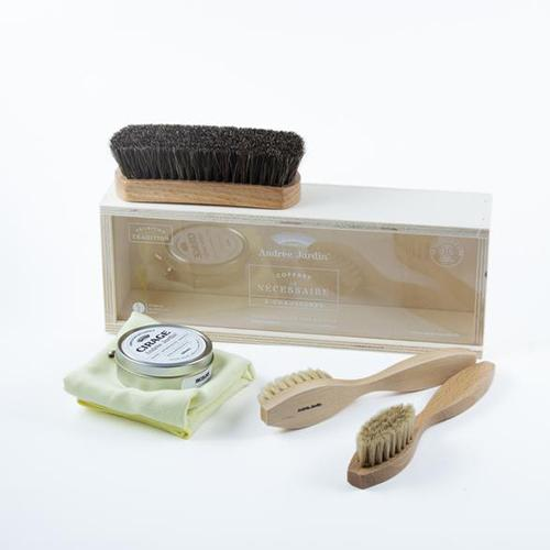 Shoe Care Kit by Andree Jardin