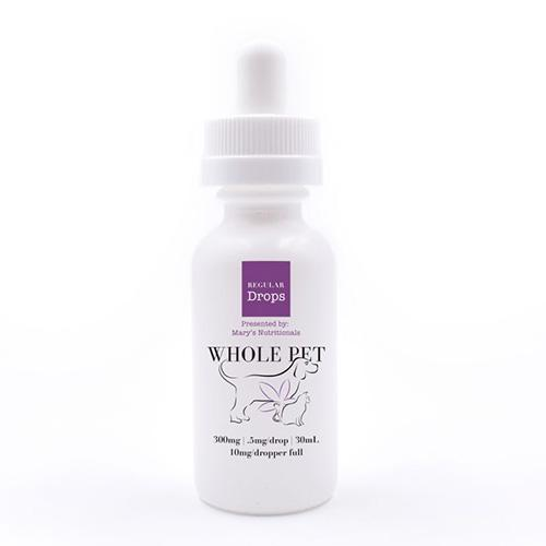 Mary's Nutritionals CBD Whole Pet Tincture 300 mg