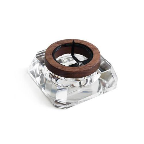 Crystal Ashtray by Marley Natural