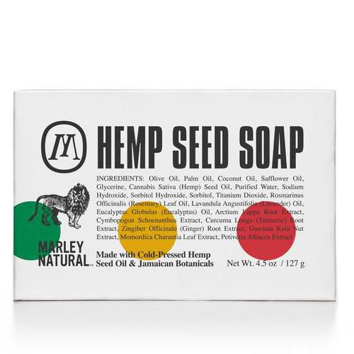 Hemp Seed Soap by Marley Natural
