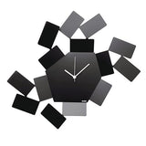 La Stanza dello Scirocco Wall Clock by Mario Trimarchi for Alessi