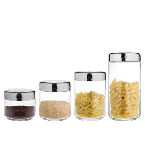 Dressed Canister Jars by Marcel Wanders for Alessi