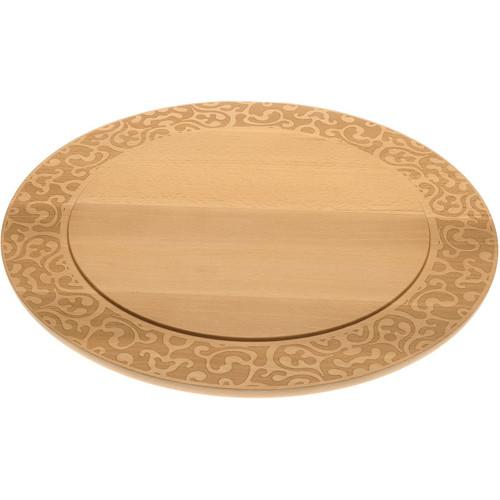 Dressed Round Cheese Board by Marcel Wanders for Alessi