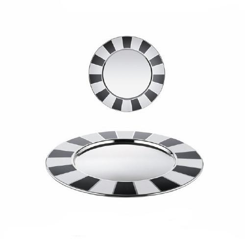 Circus Small Round Tray or Placemat by Marcel Wanders for Alessi
