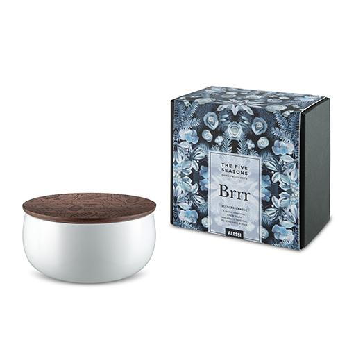 The Five Seasons: Brrr Candle by Marcel Wanders for Alessi