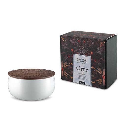 The Five Seasons: Grrr Candle by Marcel Wanders for Alessi