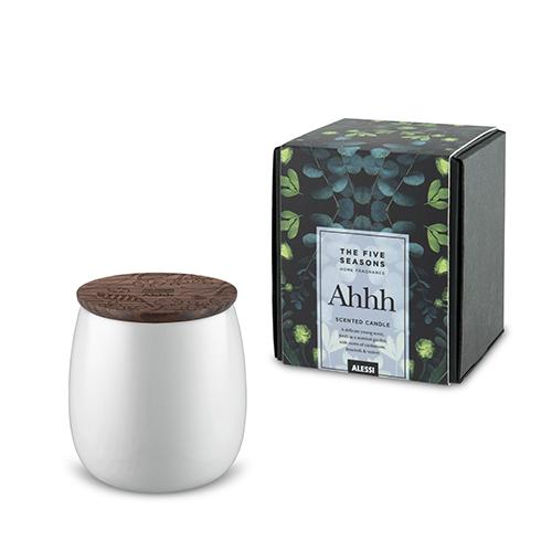 The Five Seasons: Ahhh Candle by Marcel Wanders for Alessi