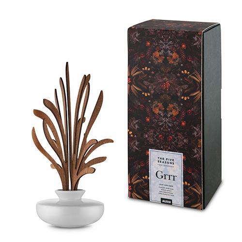 The Five Seasons: Grrr Room Diffuser by Marcel Wanders for Alessi