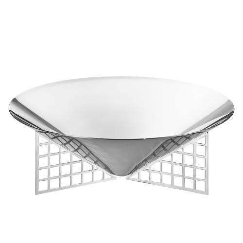 Matrix Bowl by Monica Förster for Georg Jensen