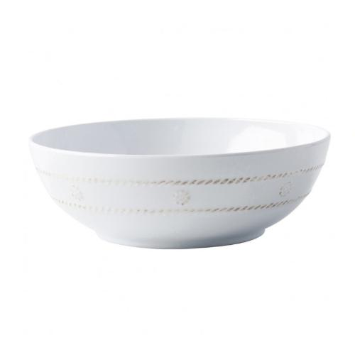Berry and Thread Melamine Whitewash Coupe Bowl by Juliska