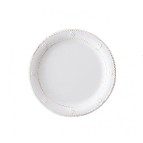 Berry and Thread Melamine Whitewash Dessert/Salad Plate by Juliska