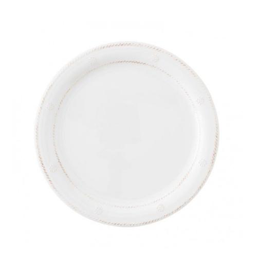 Berry and Thread Melamine Whitewash Dinner Plate by Juliska