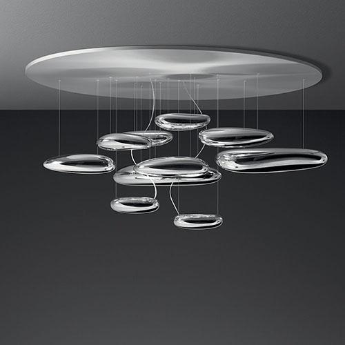 Mercury Ceiling Lamp by Ross Lovegrove for Artemide