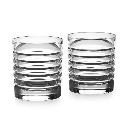 Metropolis Double Old Fashioned, set of 2 by Ralph Lauren