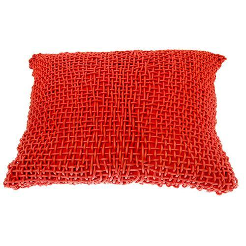 CW3 Neoprene Rubber Square Pillow by Neo Design Italy