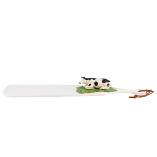 Meadow Narrow Cheese Tray by Bordallo Pinheiro
