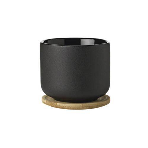 Theo Cup & Coaster by Stelton