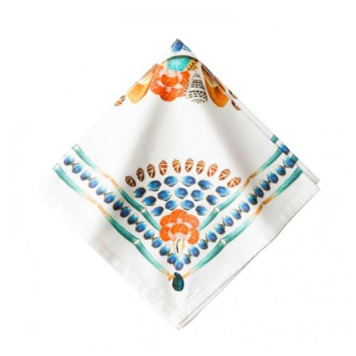 Oceanica Multi Napkin, Set of 4 by Juliska