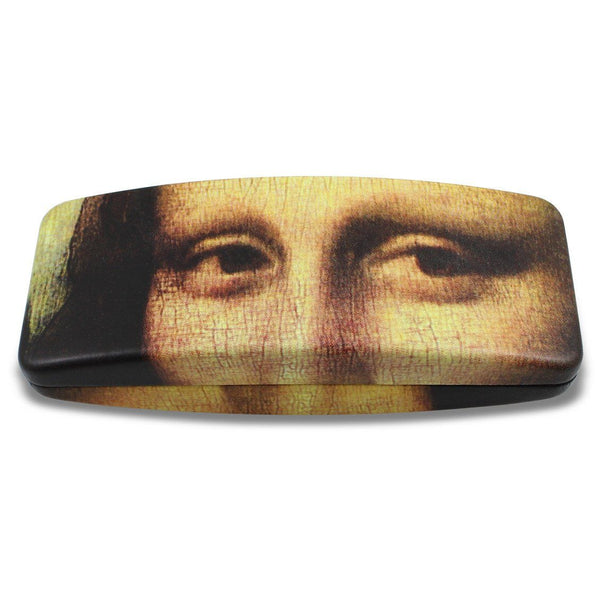 Mona Lisa Eyeglass Case by Adrian Olabuenaga for Acme Studio
