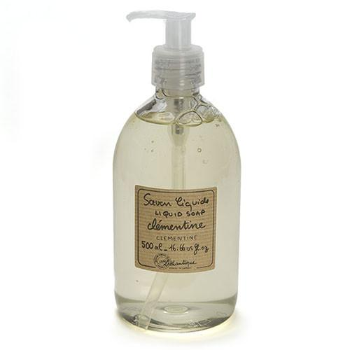 Authentique Clementine Liquid Soap by Lothantique