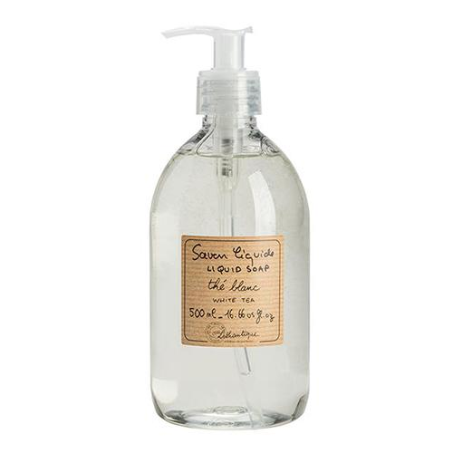 Authentique White Tea Liquid Soap by Lothantique