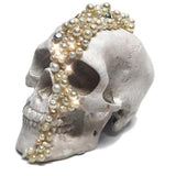 Bone Pearl Petite Skull by Lisa Carrier Designs